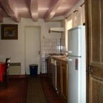 Cuisine du gîte près de Bar-le-Duc en Lorraine