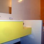 Salle d'eau du gite en Meuse