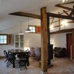 Salon et salle à manger - Gite proche du lac du der